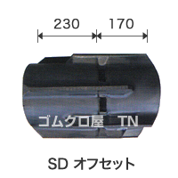 SDオフセット